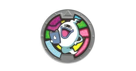 Whisper montre m daillon has1224 yo kai watch exclusifs for Porte medaillon yo kai watch