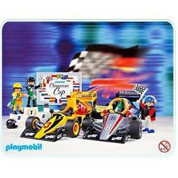 2 Cars Racing Set