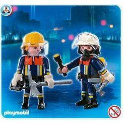 Playmobil Duo Pompiers