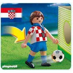 Soccer player croatia