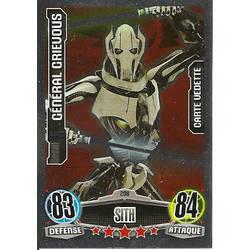 general grievous - figurine sl09 shadow of the dark side