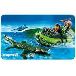 Alligator Hunters Hovercraft