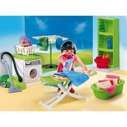 Liste playmobil maison moderne for Playmobil buanderie