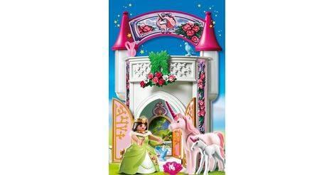 Unicorn Take Along Castle - Playmobil Princess 4777