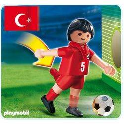 Turkish soccer player