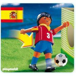 Spanish Soccer player