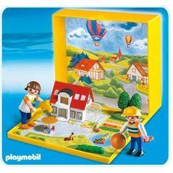 Playmobil Houses and Furniture\'s items checklist