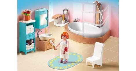 Grand Bathroom   Playmobil Houses And Furniture 5330