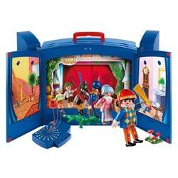 My Take Along Puppet Theater