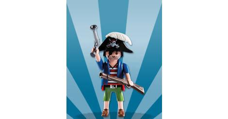 Ceinturon Gris Foncé pour Pistolet ou Epée Pirates 0243 PLAYMOBIL