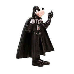 Goofy as Darth Vader