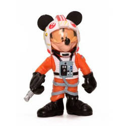 Mickey Luke X-Wing Pilot