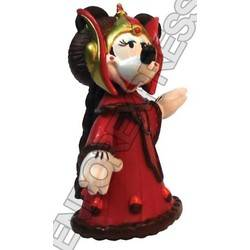 Minnie Mouse as Queen Amidala