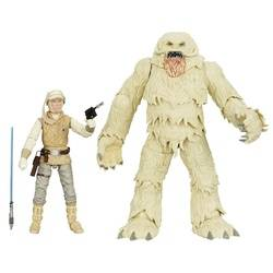 Luke Skywalker and Wampa