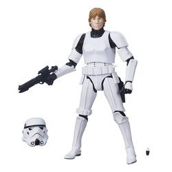 Luke Skywalker [Stormtrooper Disguise]