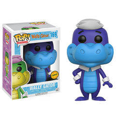 Hanna-Barbera - Wally Gator Blue