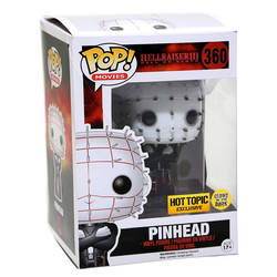 Hellraiser - Pinhead Glow In The Dark