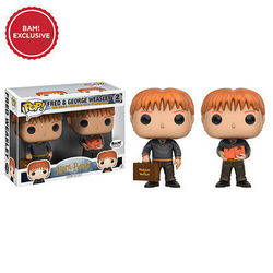 Fred And George Weasley 2 Pack