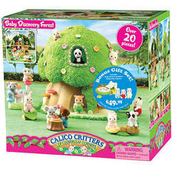 Forest Nursery Gift Set Calico Critters Usa Canada