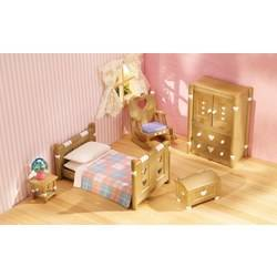 Checklist furniture - Calico critters deluxe living room set ...