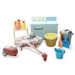 Let's Clean! Household appliance set