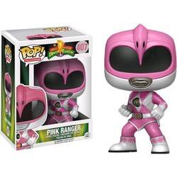 Power Rangers - Pink Ranger In Action Pose