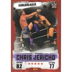 Chris Jericho - Codebreaker