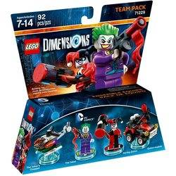 DC Comics Team Pack