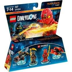 Ninjago Team Pack