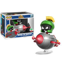 Duck Dodgers - Marvin The Martian