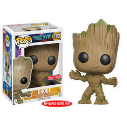 Guardians of The Galaxy 2 - Super Size Groot