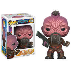 Guardians of The Galaxy 2 - Taserface