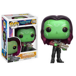 Guardians of the Galaxy 2 - Gamora