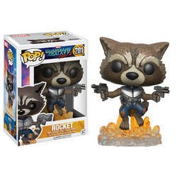 Guardians of the Galaxy 2 - Rocket