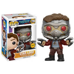 Guardians of the Galaxy 2 - Star-Lord Helmet