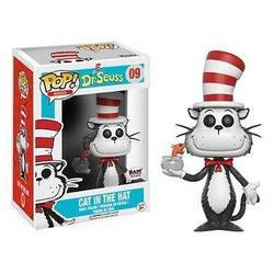 Dr Seuss - Cat In The Hat With Fish