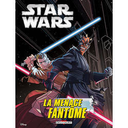 Star Wars Épisode I : La menace Fantôme (Jeunesse)