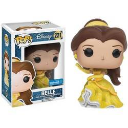 The Beauty And The Beast - Belle Translucide Glitter