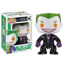 Dc Super Heroes - The Joker Black Suit