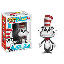 Dr Seuss - Cat In The Hat (Barnes & Noble)