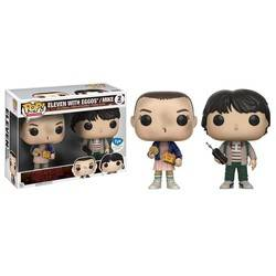 Stranger Things - Eleven With Eggos And Mike 2 Pack