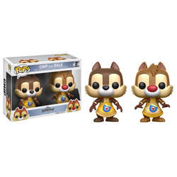 Kingdom Hearts - Chip And Dale 2 Pack