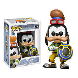 Kingdom Hearts - Goofy