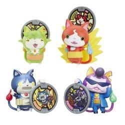 Shogunyan figurine porte m daillons yo kai for Porte medaillon yo kai watch