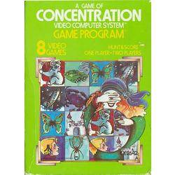 Game of Concentration