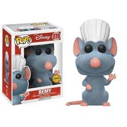 Ratatouille - Remy Flocked