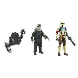 Shoretrooper Captain VS Bistan