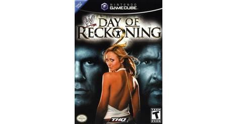 WWE Day of Reckoning 2 - Nintendo Gamecube