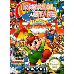 Parasol Stars: Rainbow Islands II