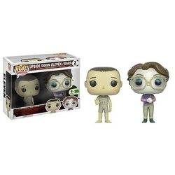 Stranger Things - Upside Down Eleven And Barb 2 Pack